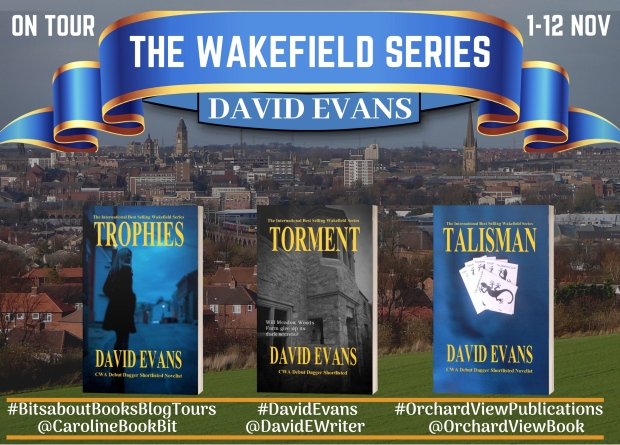 BlogTour The Wakefield Series