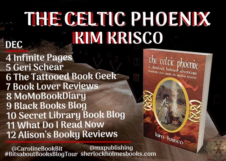 2The Celtic Phoenix BBT Poster