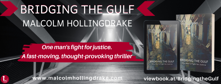 Bridging the Gulf banner Pub Day alternative